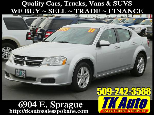2011 Dodge Avenger Mainstreet #4303 ✪ Credit Union Financing!