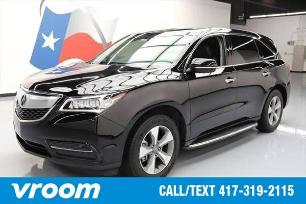 2014 Acura MDX 4dr SUV SUV 7 DAY RETURN / 3000 CARS IN STOCK