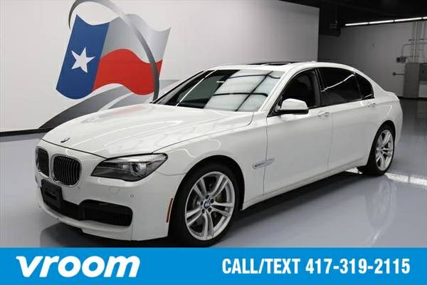 2012 BMW 7-Series 7 DAY RETURN / 3000 CARS IN STOCK