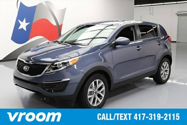 2016 Kia Sportage LX 7 DAY RETURN / 3000 CARS IN STOCK