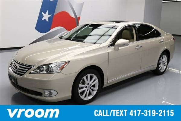 2011 Lexus ES 350 7 DAY RETURN / 3000 CARS IN STOCK