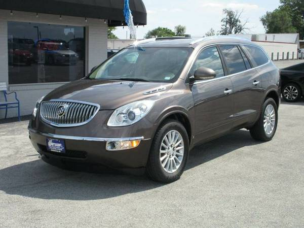 2008 BUICK ENCLAVE CXL *3RD ROW 1 OWNER - 83K MILES - NO ACCIDENTS