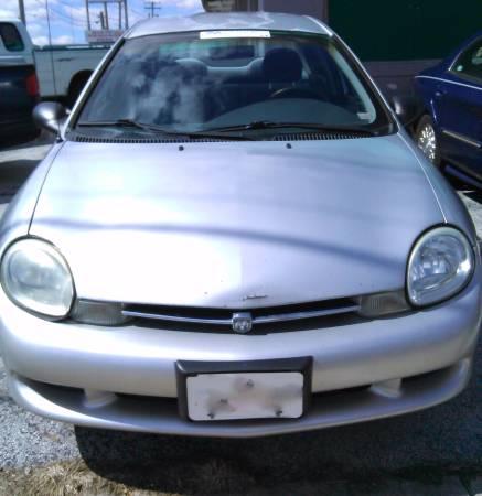 00 Dodge Neon Highline ~ Silver