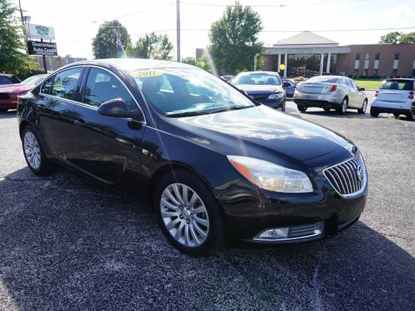 2011 Buick Regal CXL◄Guaranteed Auto Credit◄Leather/Loaded