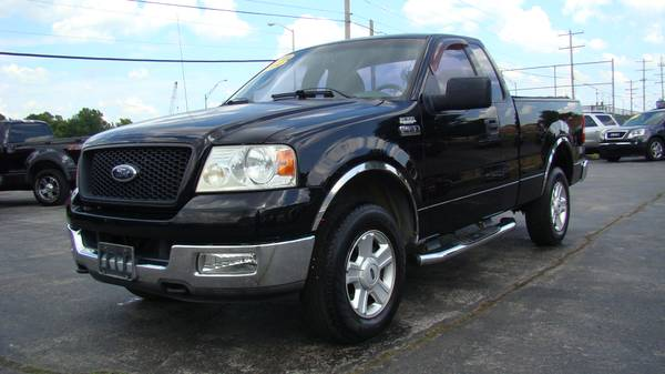 2004 Ford F-150 XLT Ext Cab 4WD !!! WE FINANCE !!!