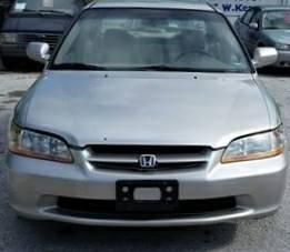99 Honda Accord LX ~ Silver