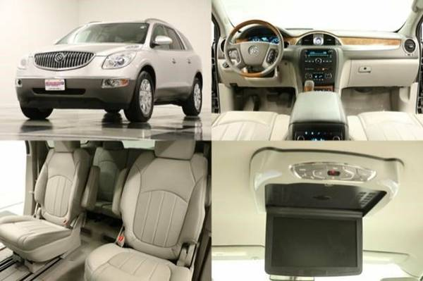 *LOADED BUICK ENCALVE AWD w DVD* 2012 Buick *HEATED LEATHER - 7 PASSEN