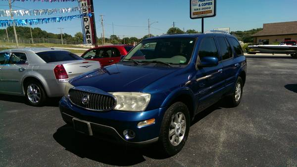 2006 Buick Rainier CXL AWD - Located across from the Ozark Jr High