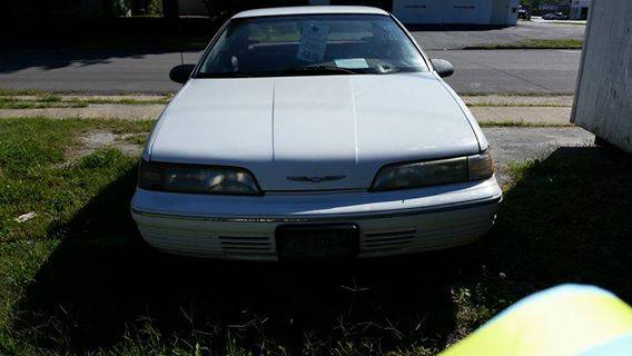 1992 Ford Thunderbird ~ AS IS