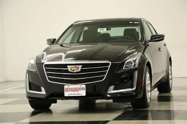 *LOADED CTS AWD w GPS NAV* 2016 Cadilalc *SUNROOF - LEATHER*
