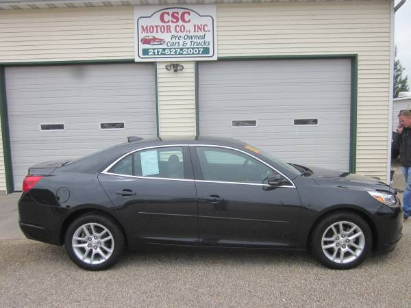 2015 Chevy Malibu LT 4-DOOR