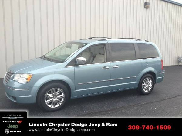 2009 Chrysler Town & Country Limited Van Town & Country Chrysler