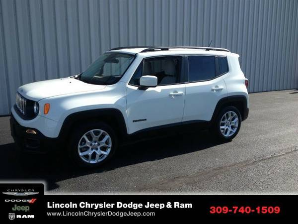 2015 Jeep Renegade SUV Renegade Jeep