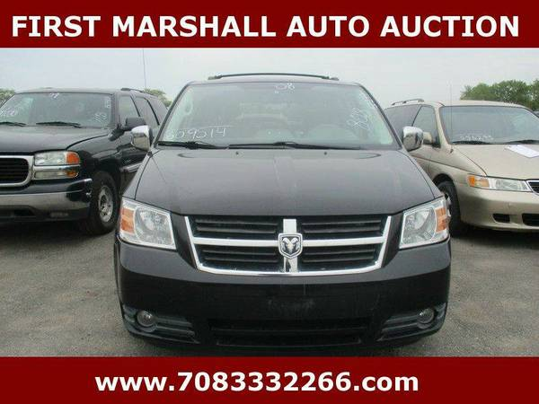 2008 Dodge Grand Caravan SXT Extended Mini Van 4dr - First Marshall...