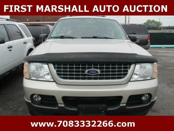 2005 Ford Explorer XLT 4dr 4WD SUV - First Marshall Auto Auction
