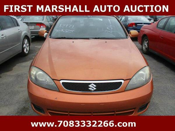 2006 Suzuki Reno - First Marshall Auto Auction