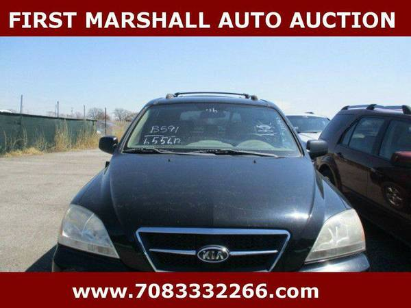 2006 Kia Sorento EX - First Marshall Auto Auction