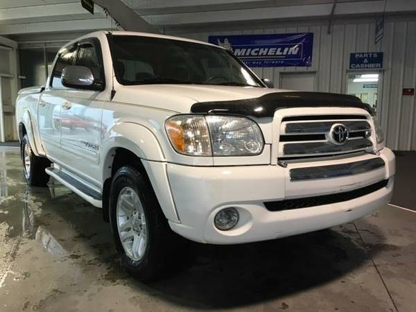2006 *Toyota Tundra* SR5 - (Natural White) 8 Cyl.