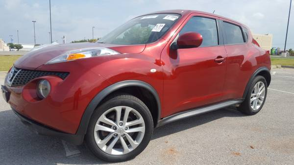 2013 NISSAN JUKE AWD!!! LEATHER LOADED WITH SUNROOF!!!
