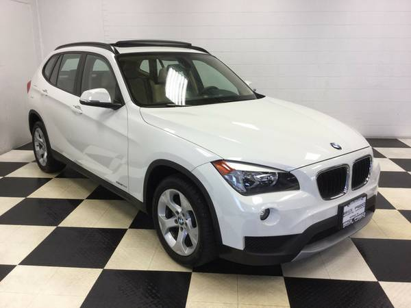 2014 BMW x1 sDRIVE28i LEATHER ROOF LOADED LOW MILES! GOTTA SEE!