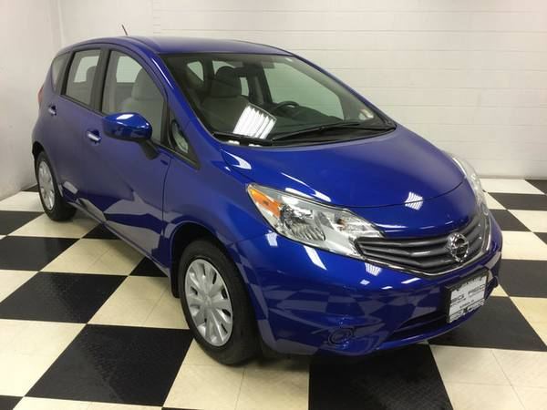 2015 NISSAN VERSA NOTE LOW MILES LOW PRICE FUEL SAVER