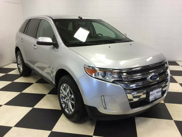 2014 FORD EDGE LIMITED LOADED! LOW MILES! MUST SEE!