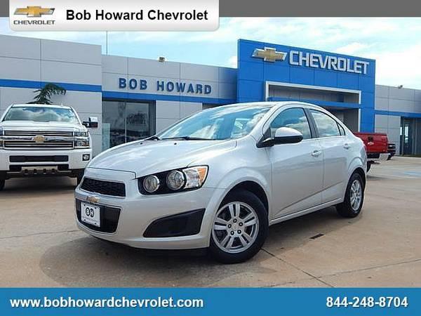 2015 Chevrolet Sonic - *2015 Chevrolet Sonic*