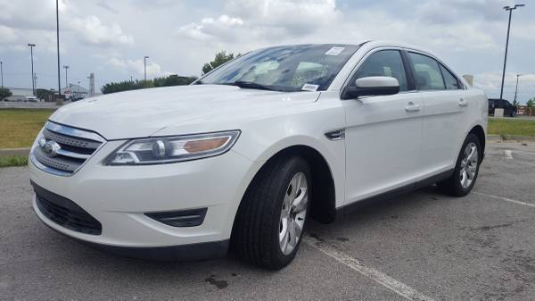 2010 FORD TAURUS SEL!!! PREMIUM LEATHER GREAT MPG!!!