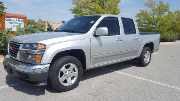 2010 GMC CANYON SLE!!! SUPER CLEAN READY TO HIT THE ROAD!!!