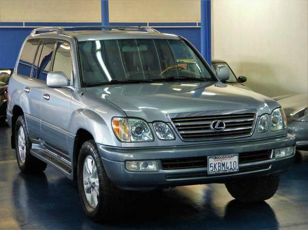 2005 *Lexus* *LX* *470* 4WD 4dr SUV