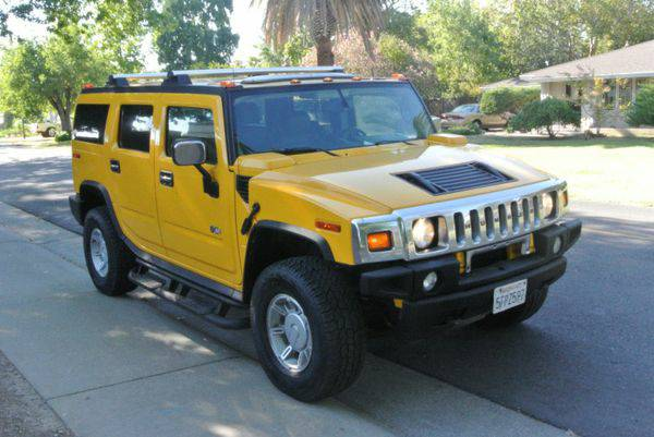 2004 *Hummer* *H2* 4dr Wgn - EASY FINANCING! ANY CREDIT TYPE!