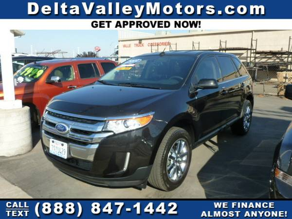 2011 Ford Edge Limited Sport Utility 4D SUV