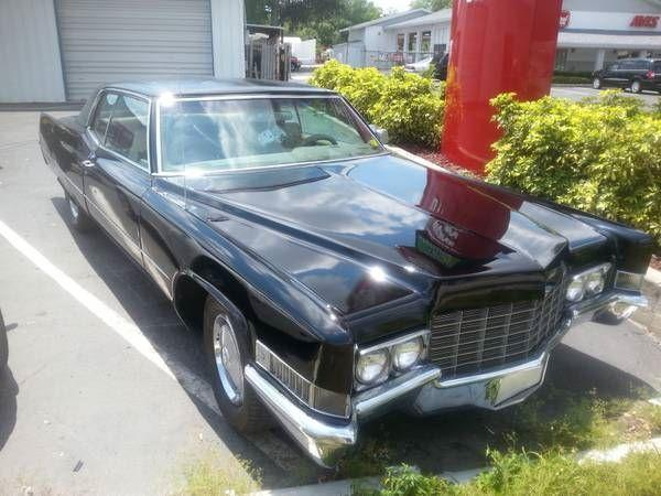 Used 1970 Cadillac DeVille