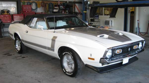 Used 1971 Ford Mustang