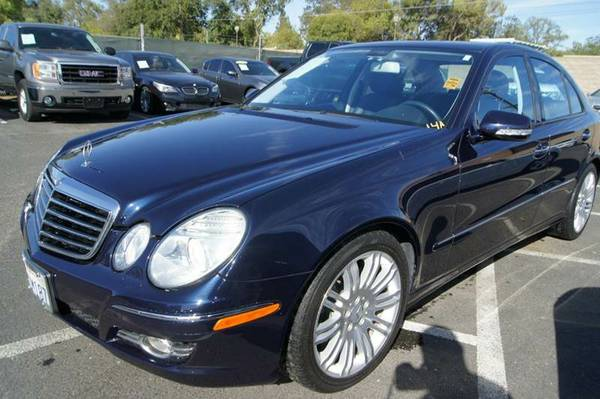 2007 MERCEDES E350 LOADED NAVIGATION 90K MILES