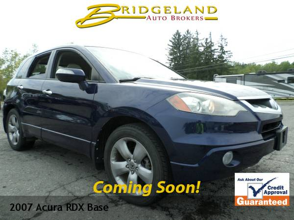 2007 Acura RDX TECH PACKAGE SO SO CLEAN SPORTY AWD
