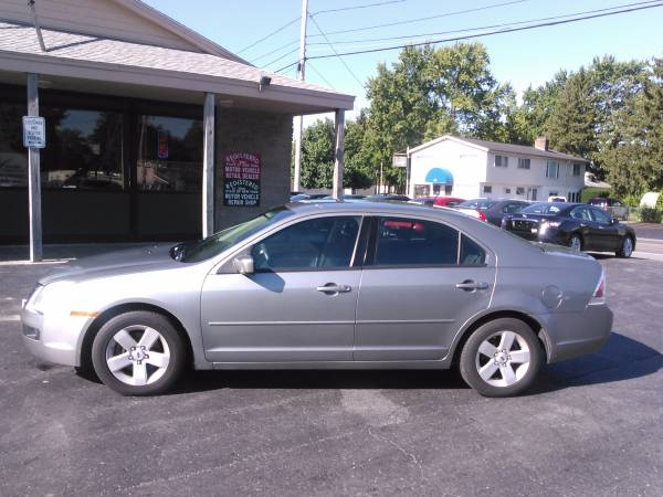 2008 FORD FUSION SE SEDAN! $99 DOWN DRIVE HOME TODAY GUARANTEED!!!!!!!