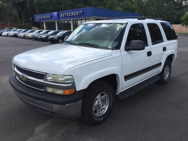 2004 Chevy Tahoe XL with free warranty