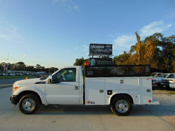 2011 Ford F-250 XL Super Duty Utility Truck Financing Available