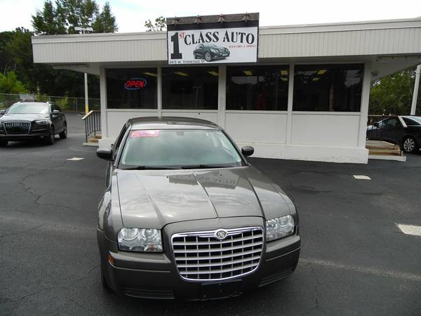 09 CHRYSLER 300/ $1800 DOWN PAYMENT/ VERY CLEAN
