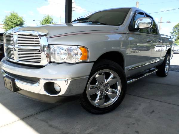 2005 Dodge Ram Crew Cab Hard to find one cleaner!!