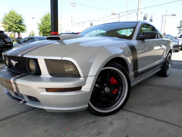 2008 Ford Mustang GT One of a Kind