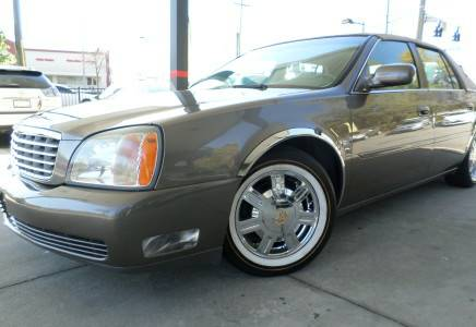 2002 Cadillac Deville Loaded Low Miles!