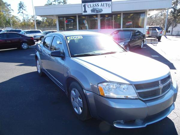 2009 DODGE Avenger/ $1500 down payment