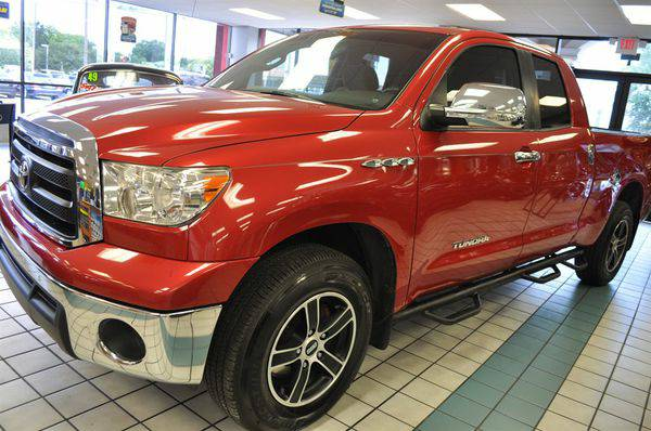 2011 *Toyota* *Tundra* TRD GOOD AND BAD CREDIT FINCING