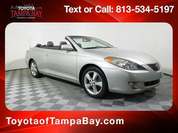 2006 *Toyota* *Camry* *Solara* - 3 Day/300 Mile Exchange Policy*