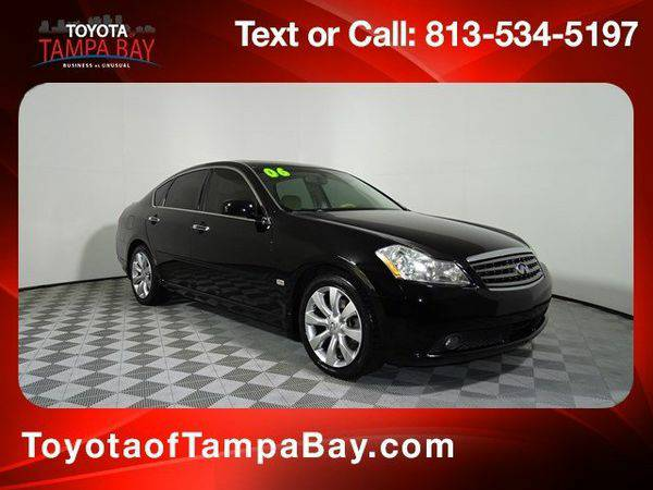 2006 *Infiniti* *M35* Sport - 3 Day/300 Mile Exchange Policy*