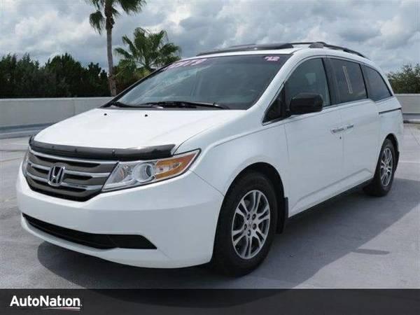 2012 Honda Odyssey EX-L SKU:CB033979 Regular