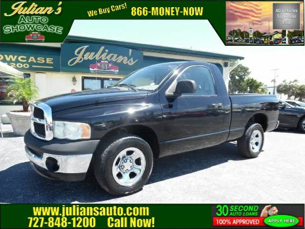 Stock P648187 Dodge 2003 Ram 1500 Regular Cab Pickup ST