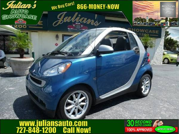 2009 Smart fortwo Passion 31,349 miles only